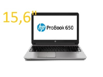 Notebook HP 650 G1 Intel Core i5-4 gen. 15,6