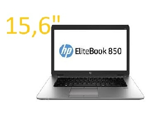 Notebook HP 850 G1 Intel Core i5-4 gen. 15,6