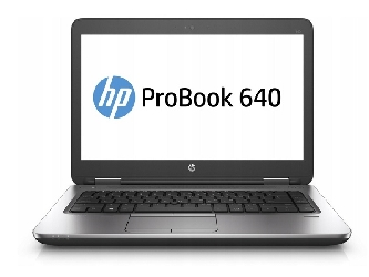 Notebook HP 640 G1 Intel Core i5-4 gen.
